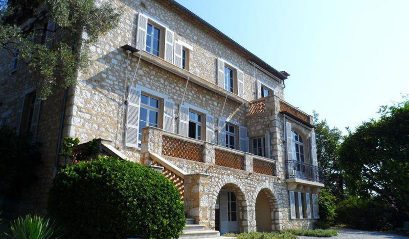 Renoir House in France