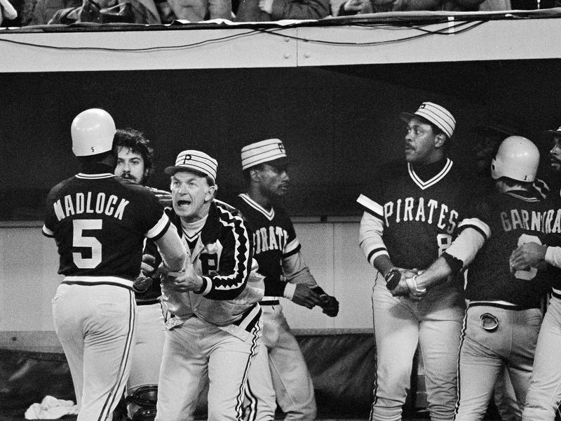 Chuck Tanner and the 1979 Pirates