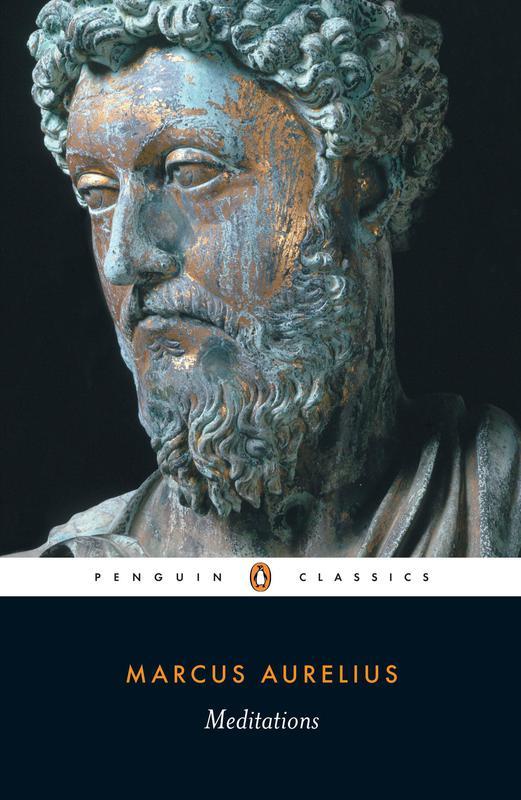 """""""Meditations"""" by Marcus Aurelius"""