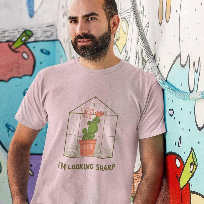 Funny Cactus T-Shirt