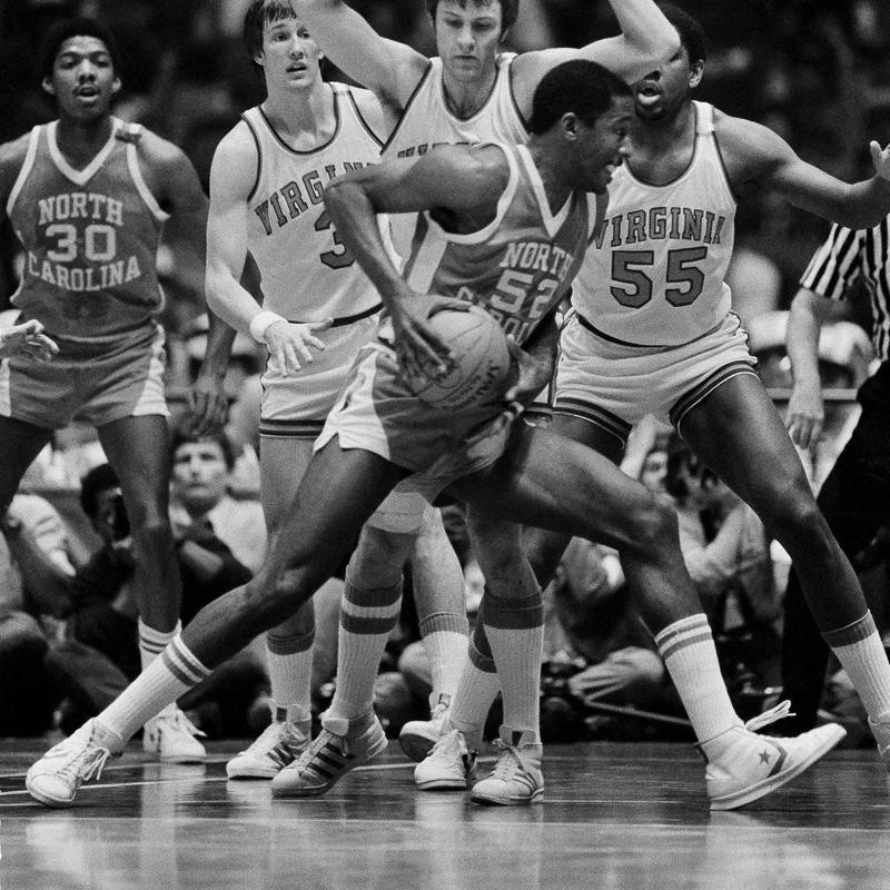 James Worthy in 1981