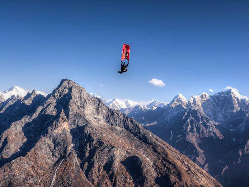 Everest Skydive Nepal