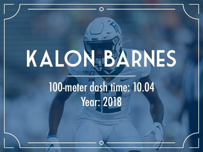 Kalon Barnes
