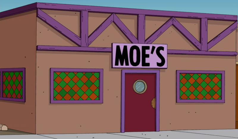 Moe's Tavern