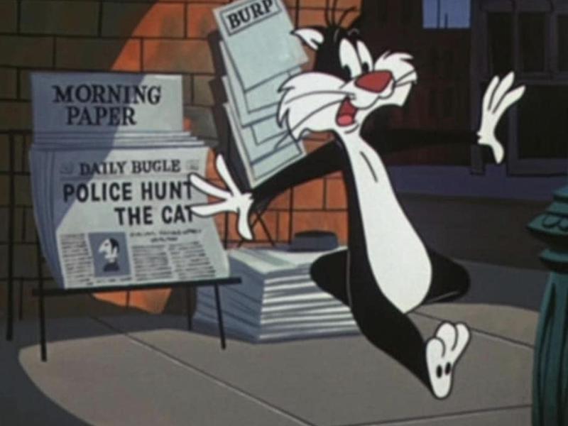 Sylvester James Pussycat Sr.