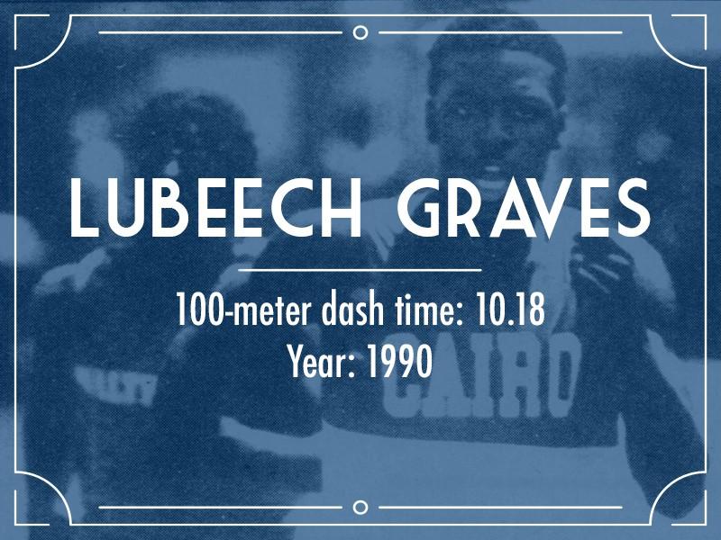 Lubeech Graves
