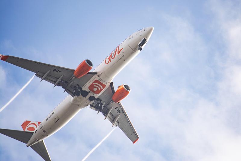 Gol Intelligent Airlines plane
