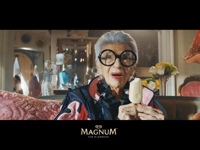 Iris Apfel for Magnum
