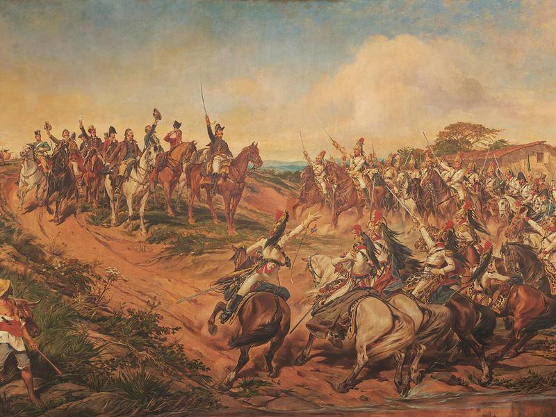 Independence or Death by Pedro Americo
