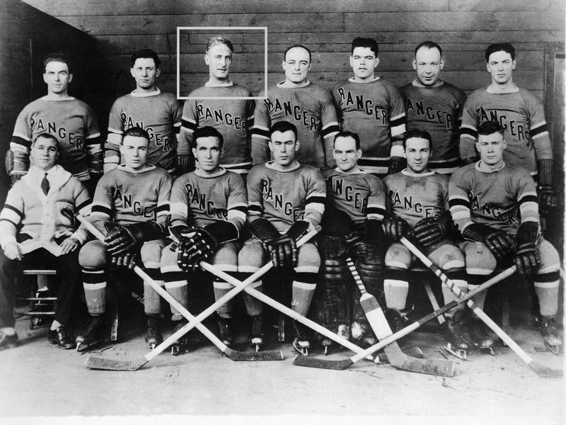 Lester Patrick and the 1928 New York Rangers