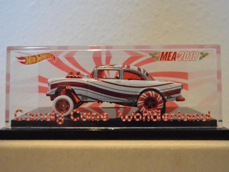 2018 MEA Candy Cane 1955 Gasser