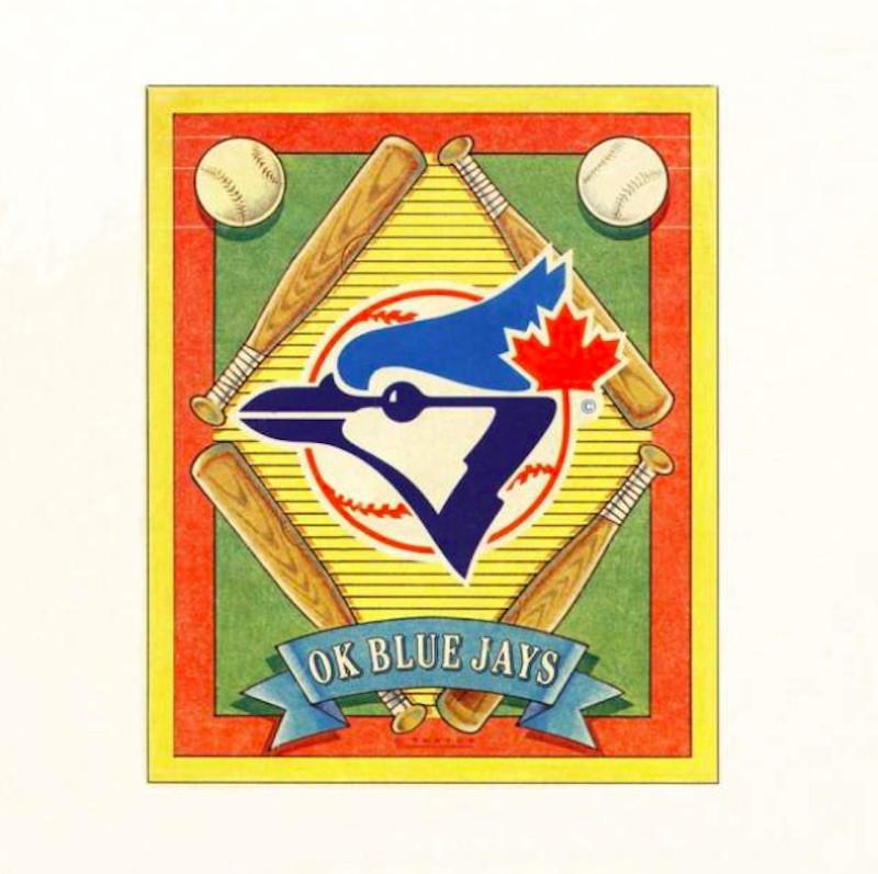 Toronto Blue Jays OK Blue Jays graphic