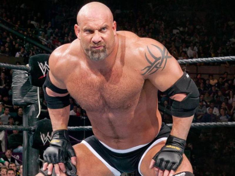 Goldberg in WWE