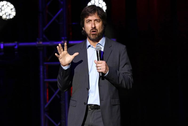 Ray Romano performs at Annual Stand Up For Heroes event