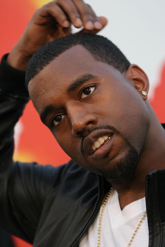 Kanye West in 2005