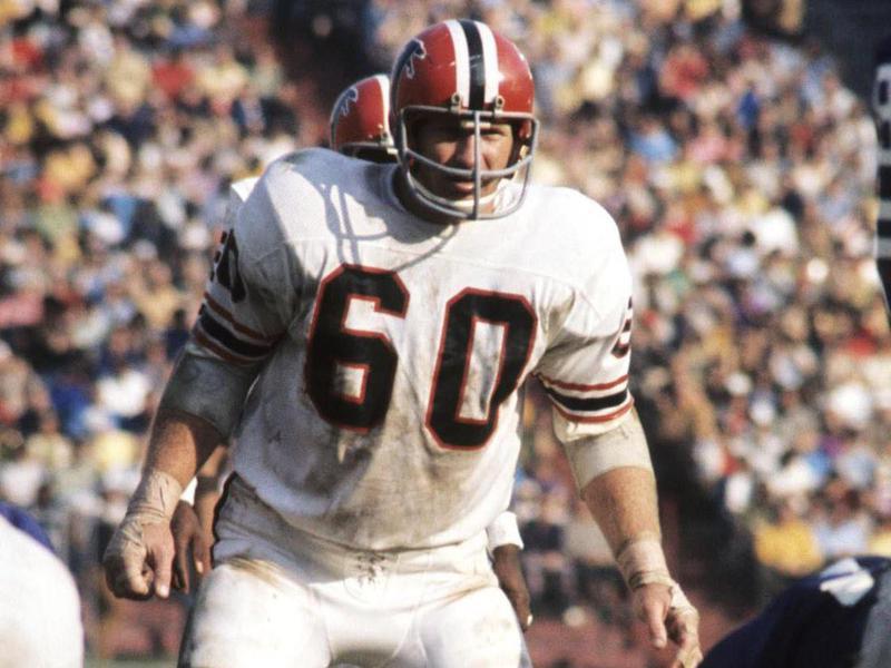 Atlanta Falcons linebacker Tommy Nobis