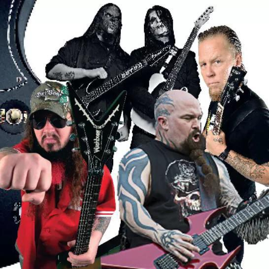 Lords of the Riff: The Greatest Metal Guitarists of All Time