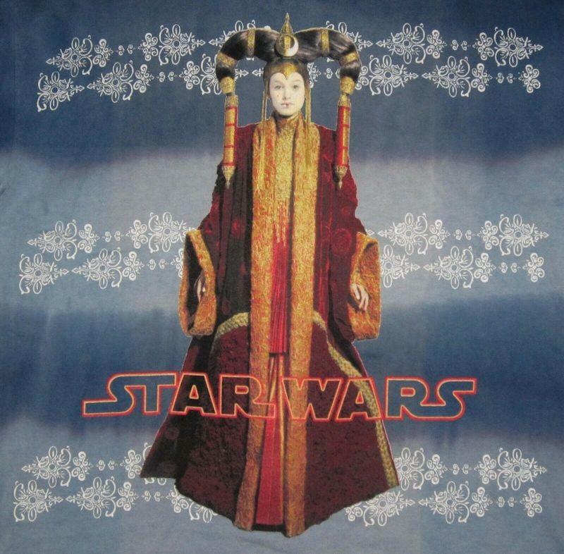 Star Wars: The Phantom Menace Queen Amidala T-Shirt