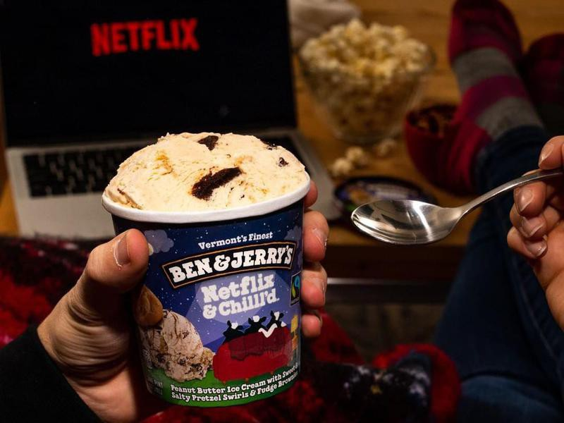 Netflix and Chill'd