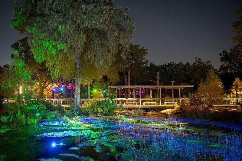 Houston Zoo, Houston, Texas