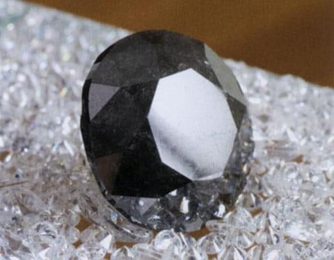 Korloff Noir diamond