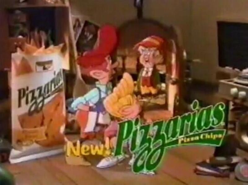 Pizzaria Pizza Chips