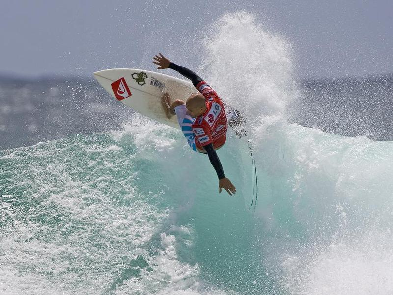 Kelly Slater Quiksilver Pro Gold Coast 2010