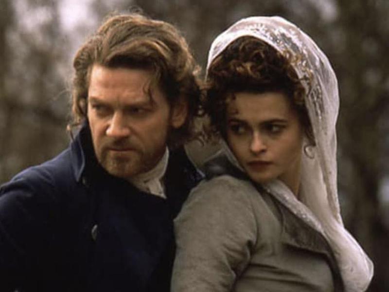 Helena Bonham Carter & Kenneth Branagh