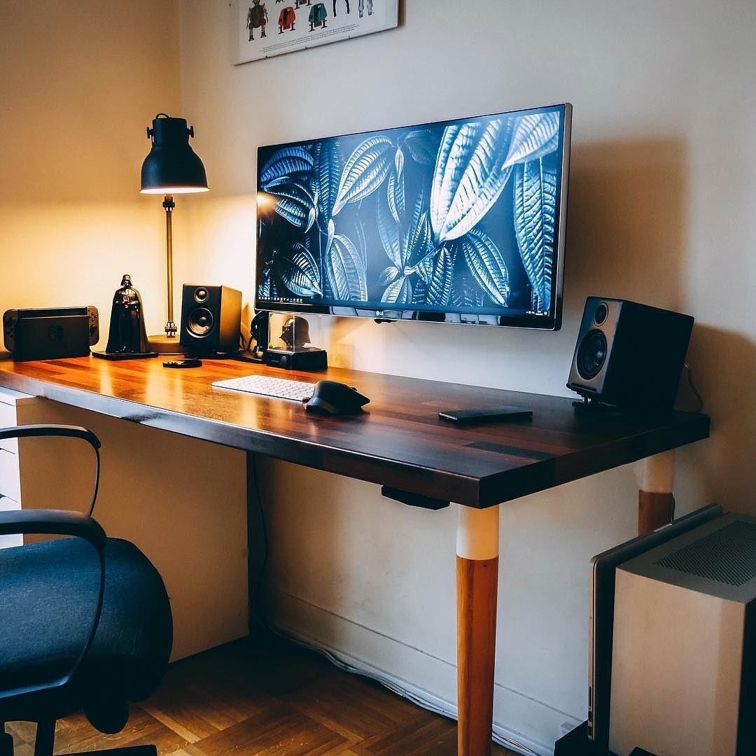 Remote workstation