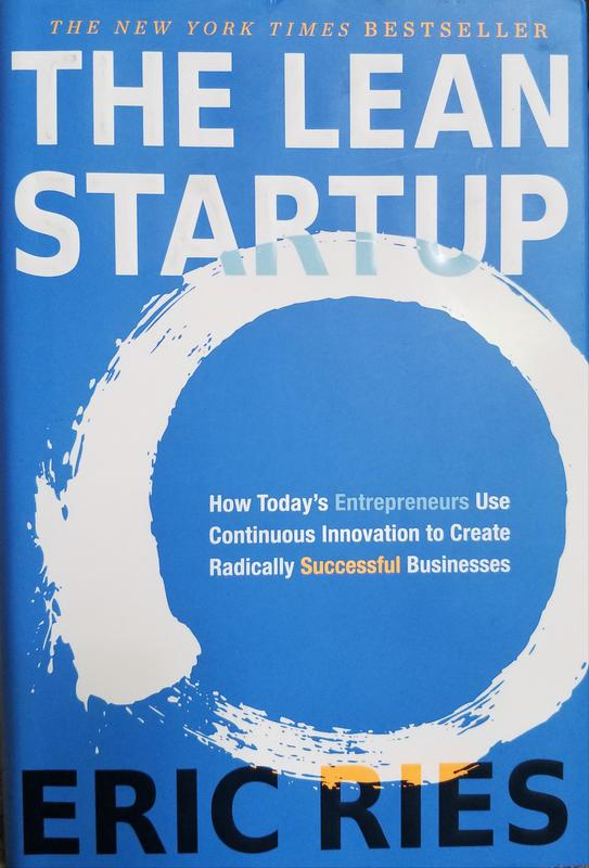 """""""The Lean Startup"""" by Eric Ries"""