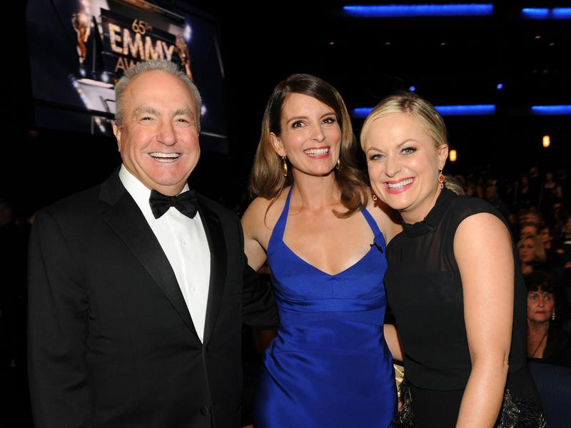 tina fey lorne michaels and amy poehler