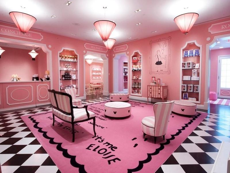 The Eloise Suite
