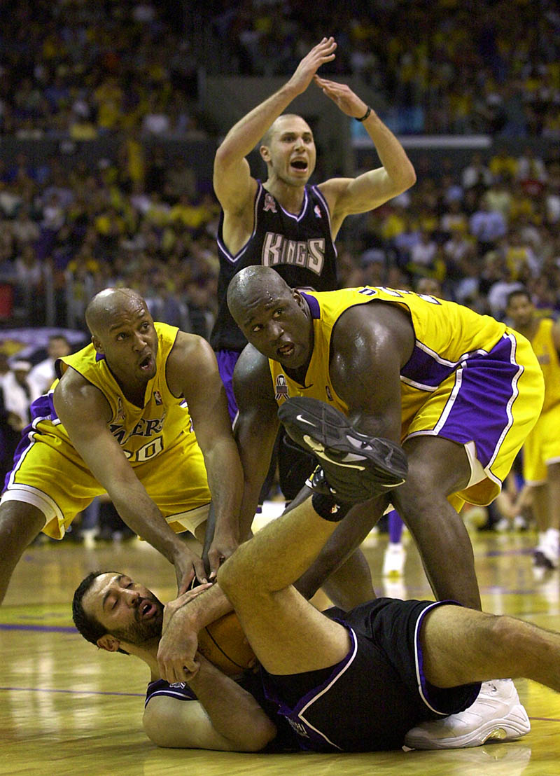 Lakers vs. Kings