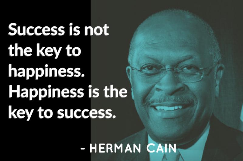 Herman Cain quote