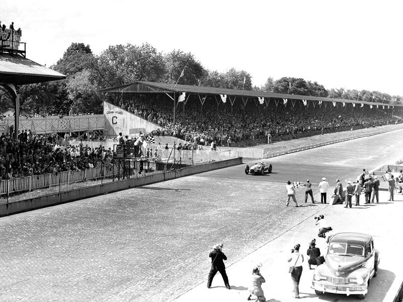Indianapolis 500 in 1947