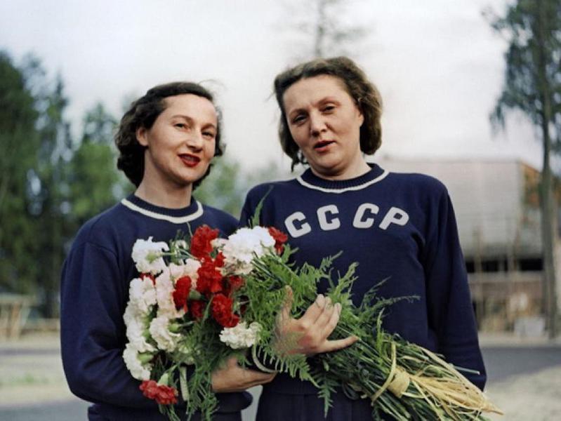 Maria Gorkohovskaya