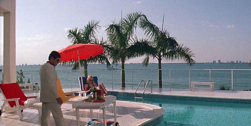 Frank Lopez's pool