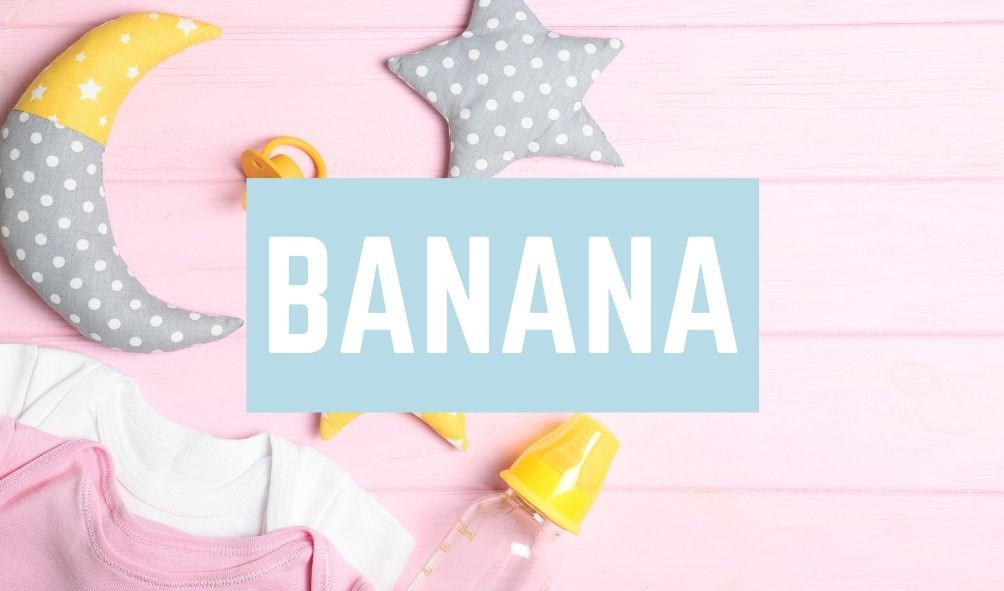 Terrible Baby Names: Banana