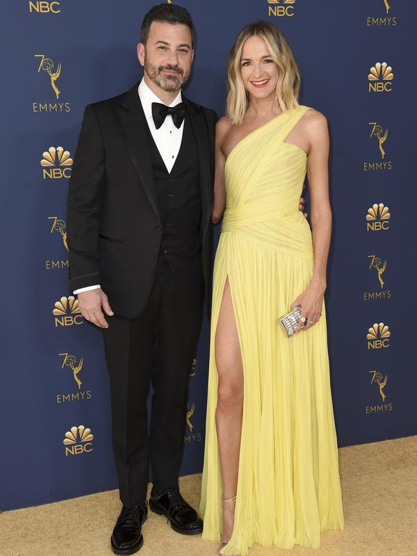 Jimmy Kimmel & Molly McNearney