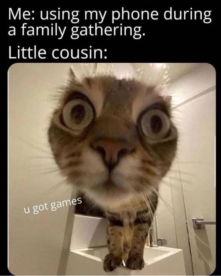 Video games meme