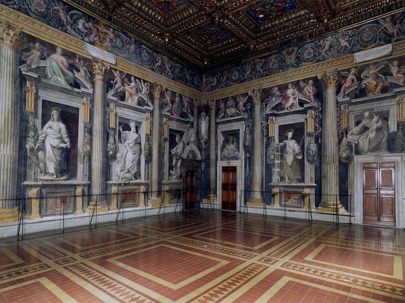 Room of the Chiaroscuri