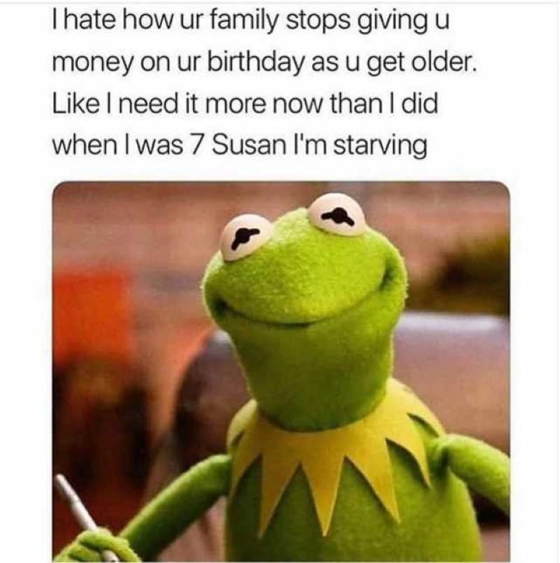 Family money