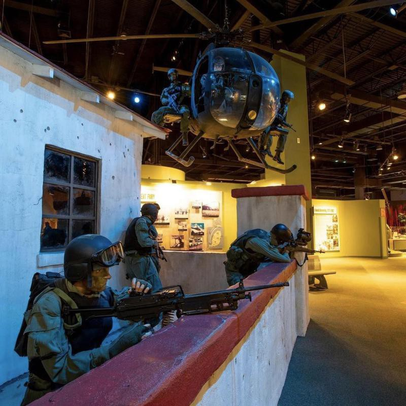 Airborne and Special Operations Museum