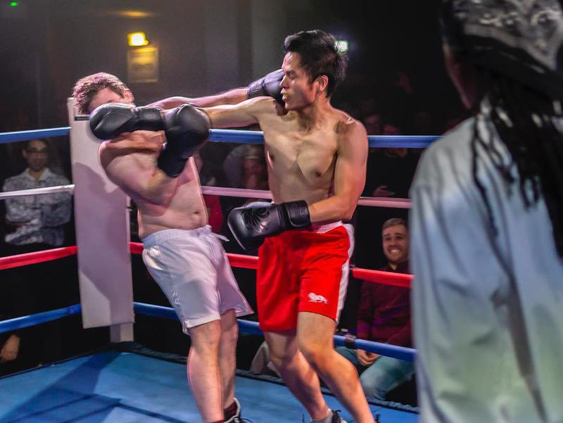 Chessboxing in London