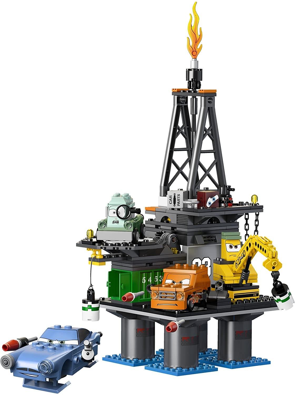 lego Oil Rig Escape