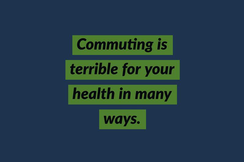 commuting health