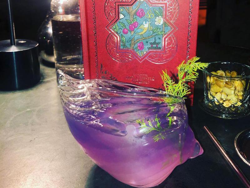 little mermaid cocktail