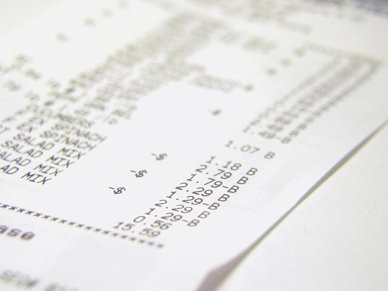 Get paid to scan your receipts