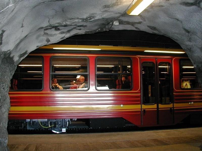Eigerwand Railway