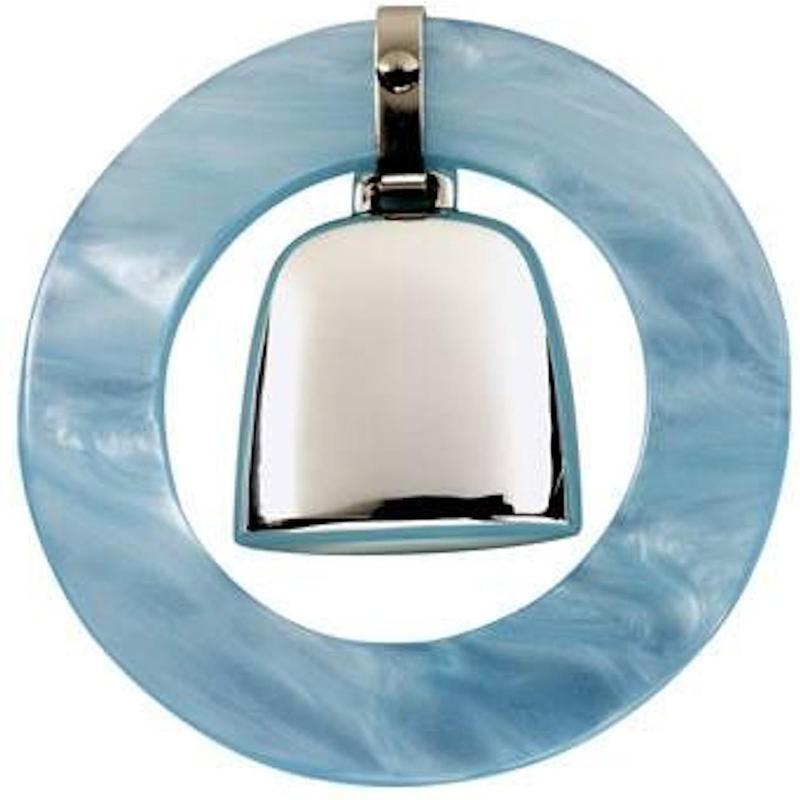 Sterling-Silver Teething Rings
